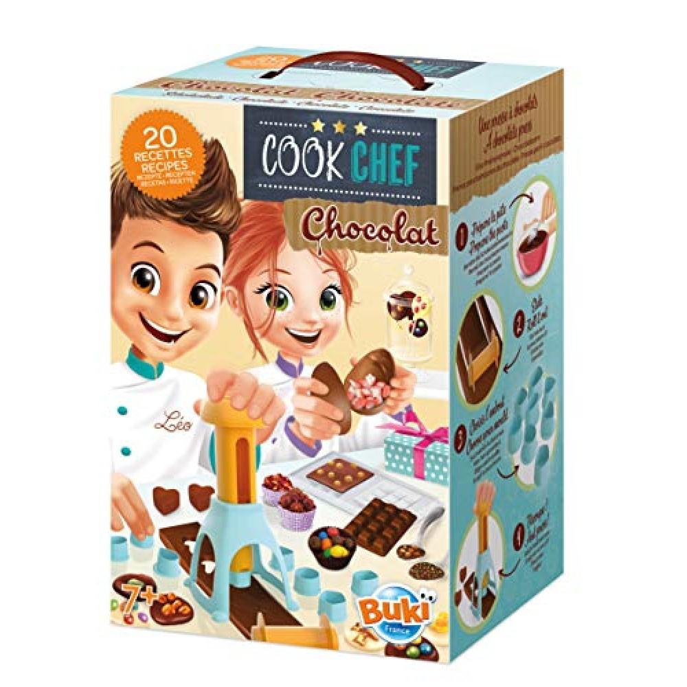 Kit Cook Chef - Laboratorul de ciocolata | Buki