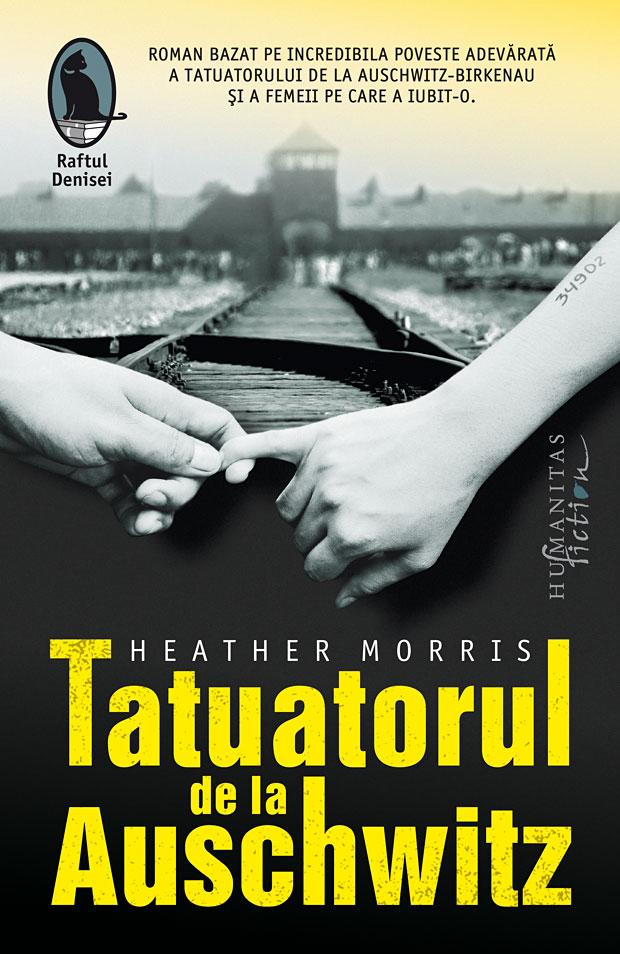 Tatuatorul de la Auschwitz - ed. 2019 | Heather Morris
