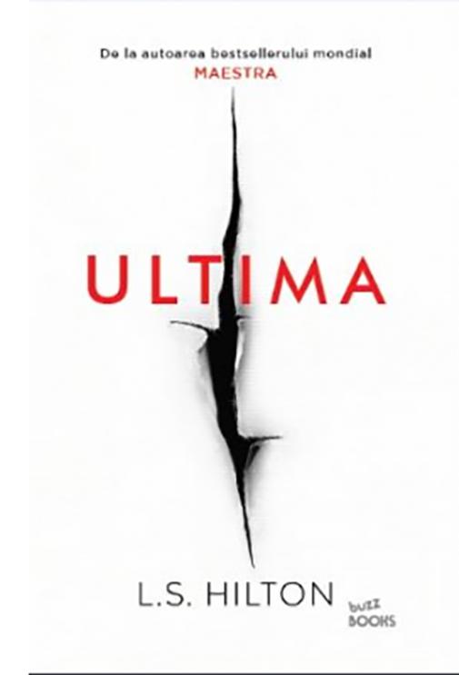 Ultima | L. S. Hilton