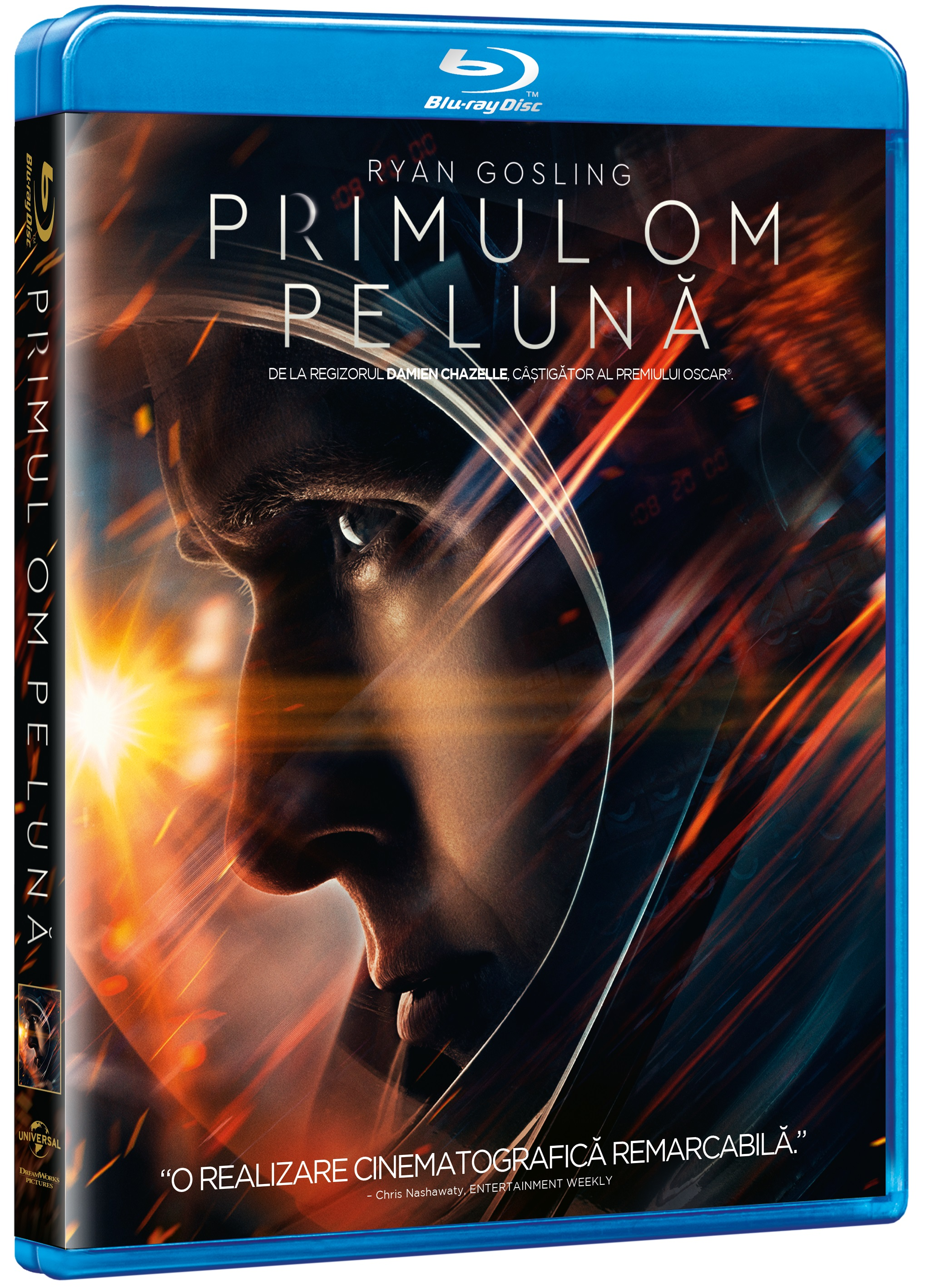 Primul om pe luna / First Man (Blu-Ray Disc) thumbnail