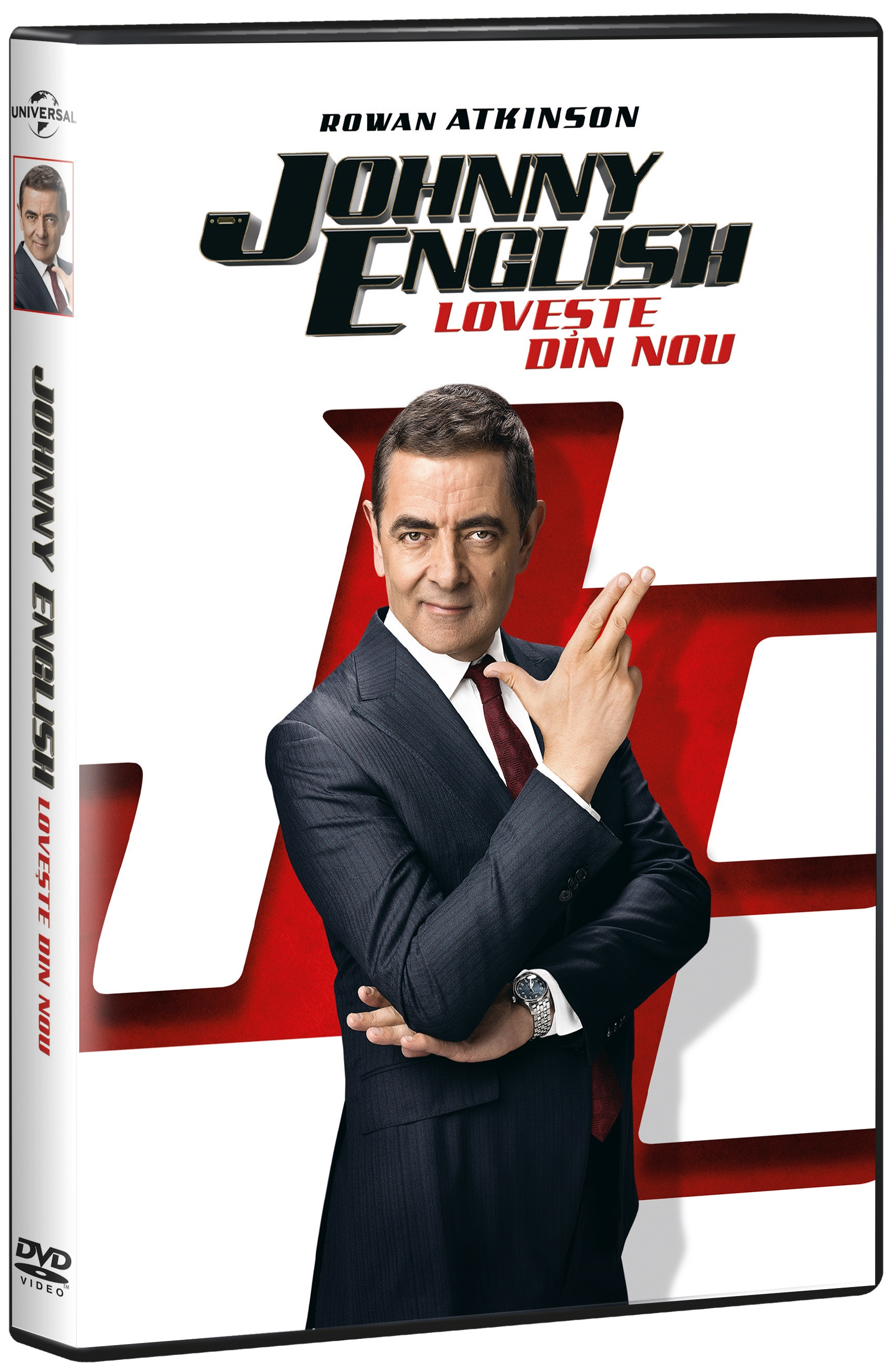 Johnny English loveste din nou / Johnny English Strikes Again thumbnail