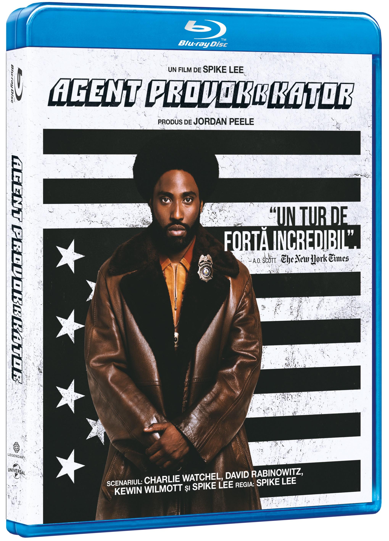 Agent Provokkkator / Blakkklansman (Blu-Ray Disc) thumbnail