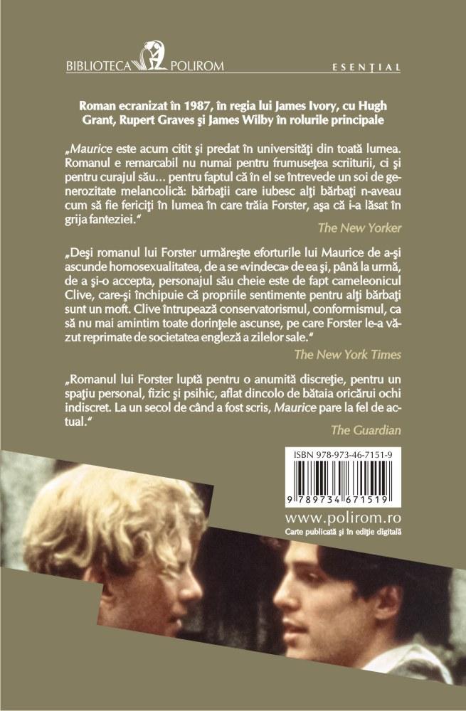 Maurice | E.M. Forster