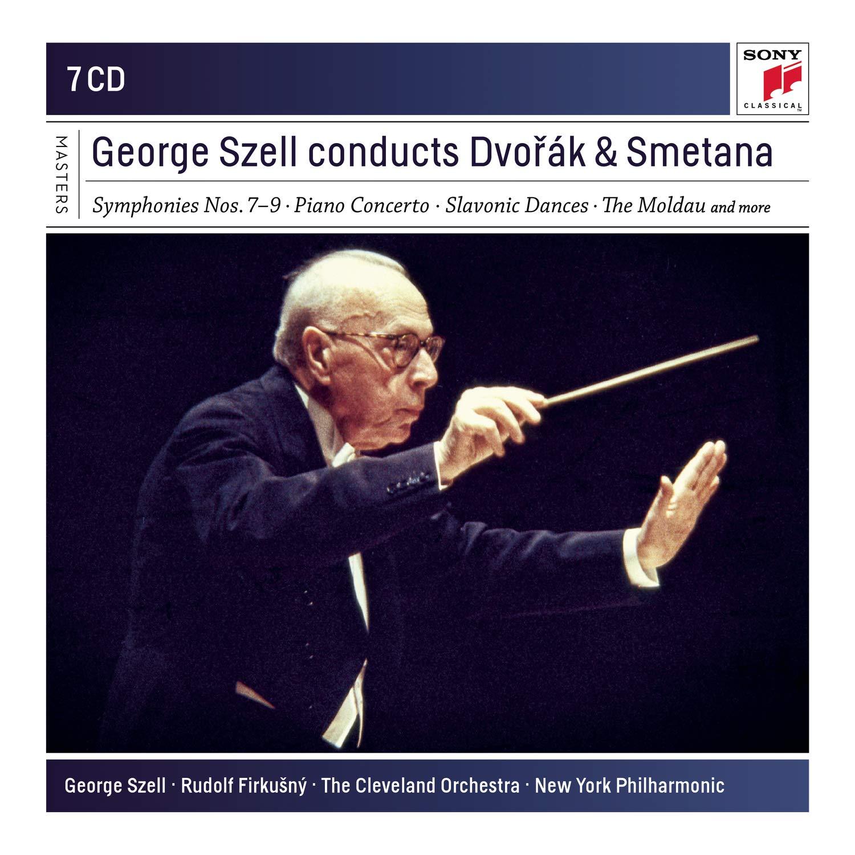 George Szell Conducts Dvorak and Smetana | George Szell