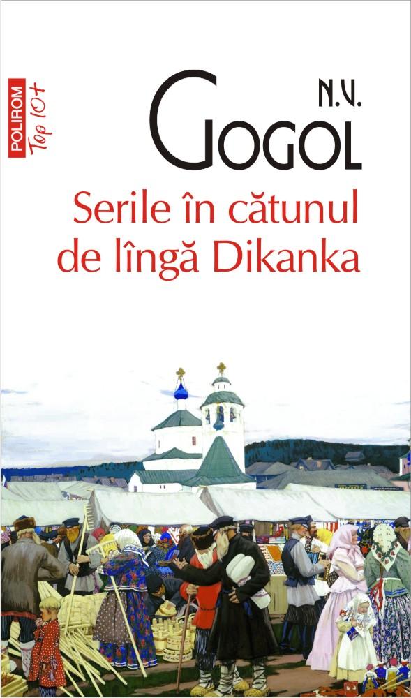 Serile in catunul de linga Dikanka   N.V. Gogol