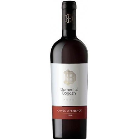 Vin rosu - Domeniul Bogdan - Reserva Cuvee Experience, 2014, sec Domeniul Bogdan