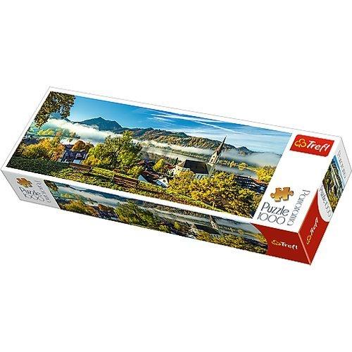 Puzzle 1000 piese - Schliersee Lake   Trefl