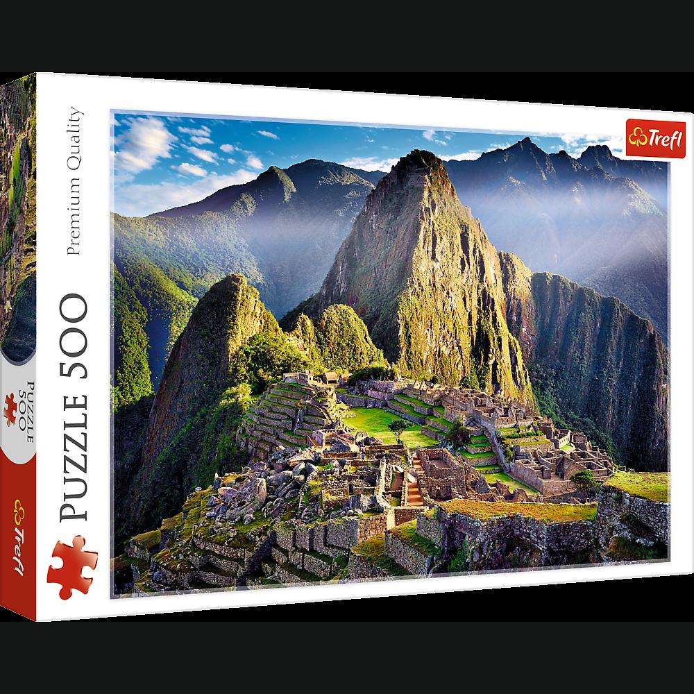 Puzzle - Sanctuar in Machu Picchu   Trefl