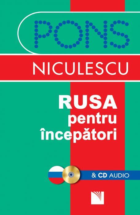 Rusa pentru incepatori & CD audio