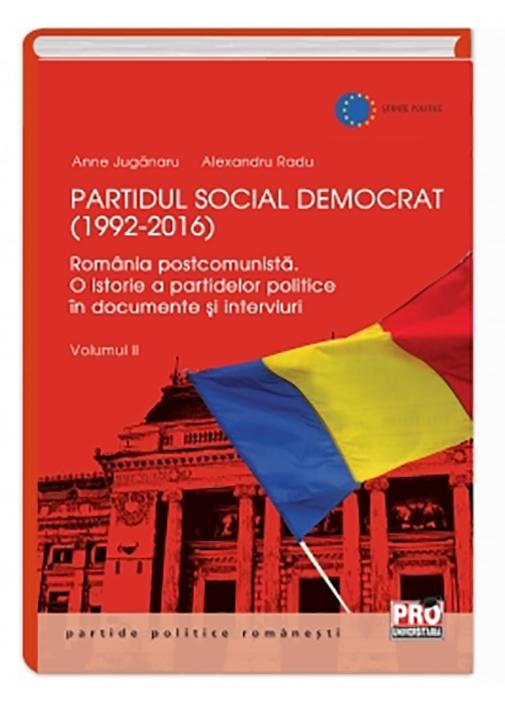 Partidul Social Democrat (1992-2016) Romania postcomunista