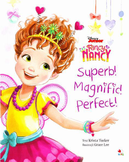 Fancy Nancy. Superb! Magnific! Perfect! thumbnail