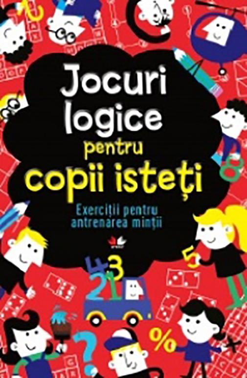 Imagine Jocuri Logice Pentru Copii Isteti -
