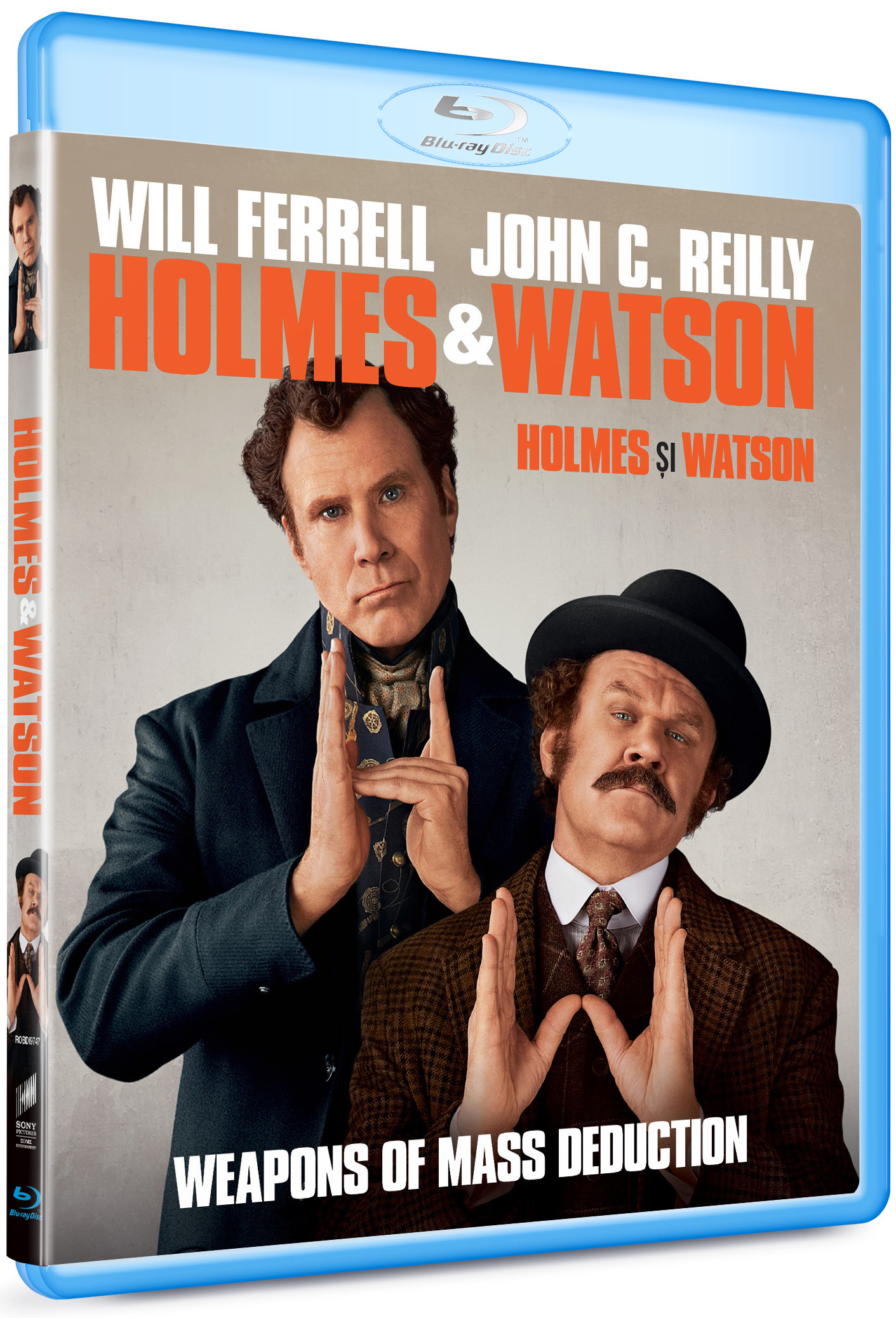 Holmes si Watson / Holmes and Watson (Blu-Ray Disc) thumbnail