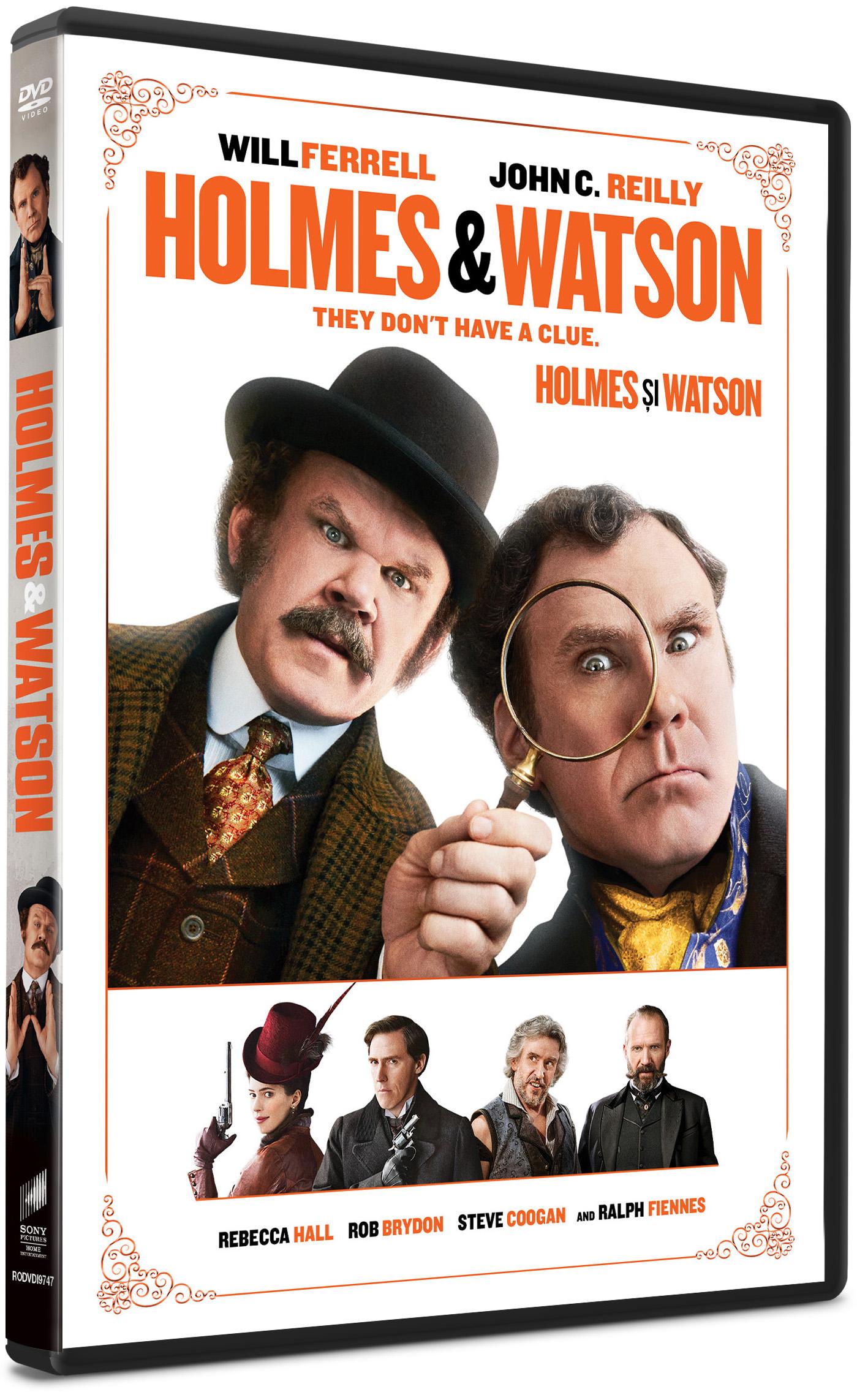 Holmes si Watson / Holmes and Watson thumbnail
