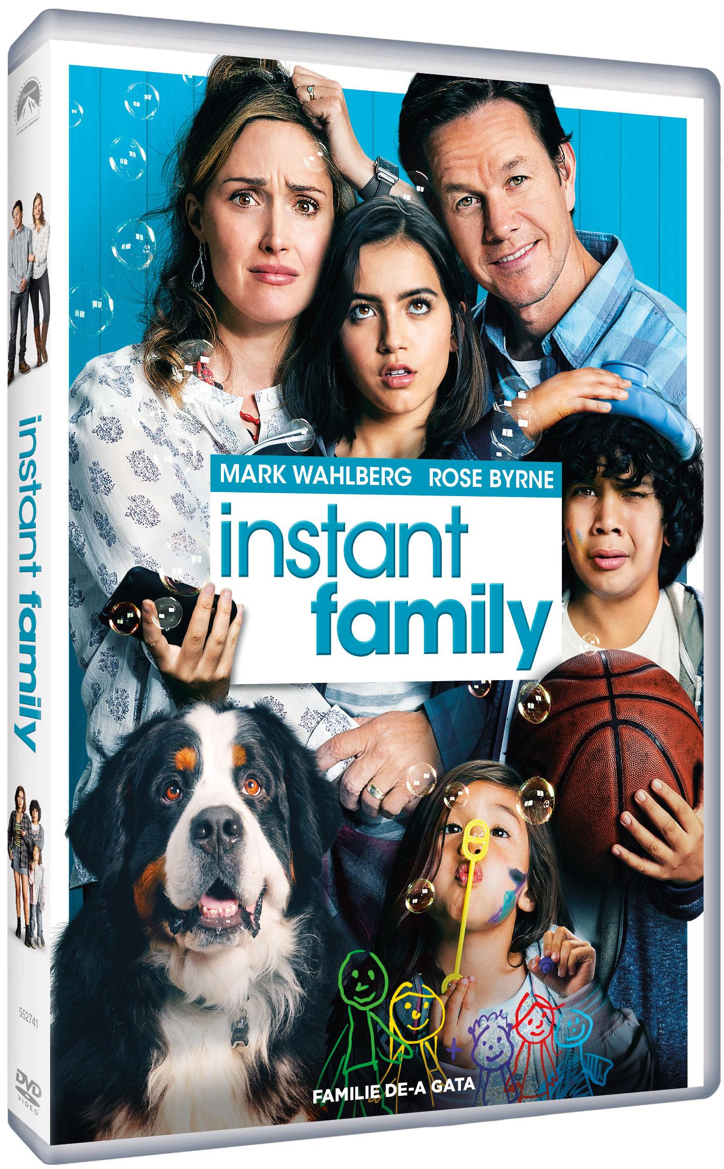Familie de-a gata / Instant Family thumbnail