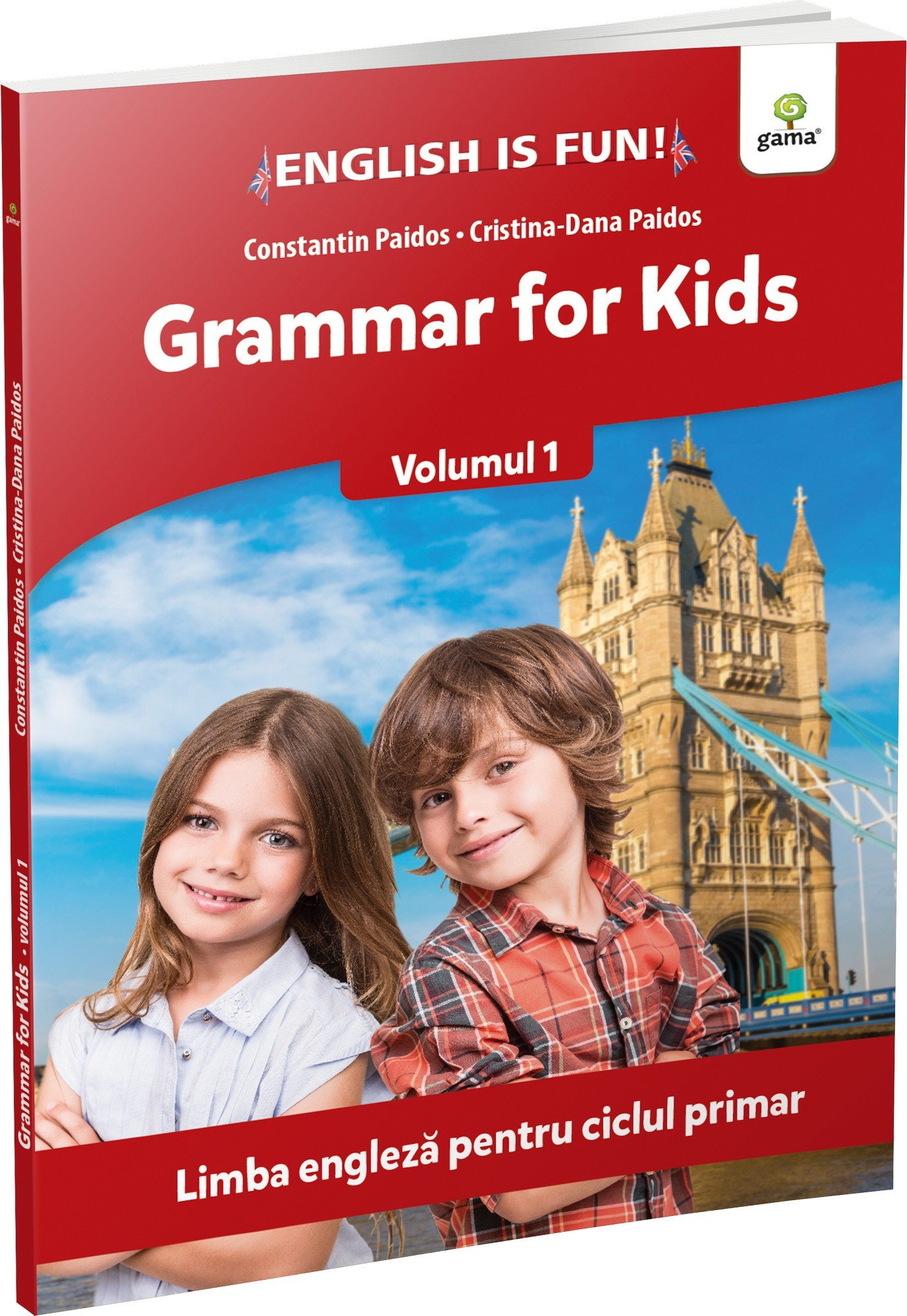 Grammar for Kids - Volumul 1 thumbnail