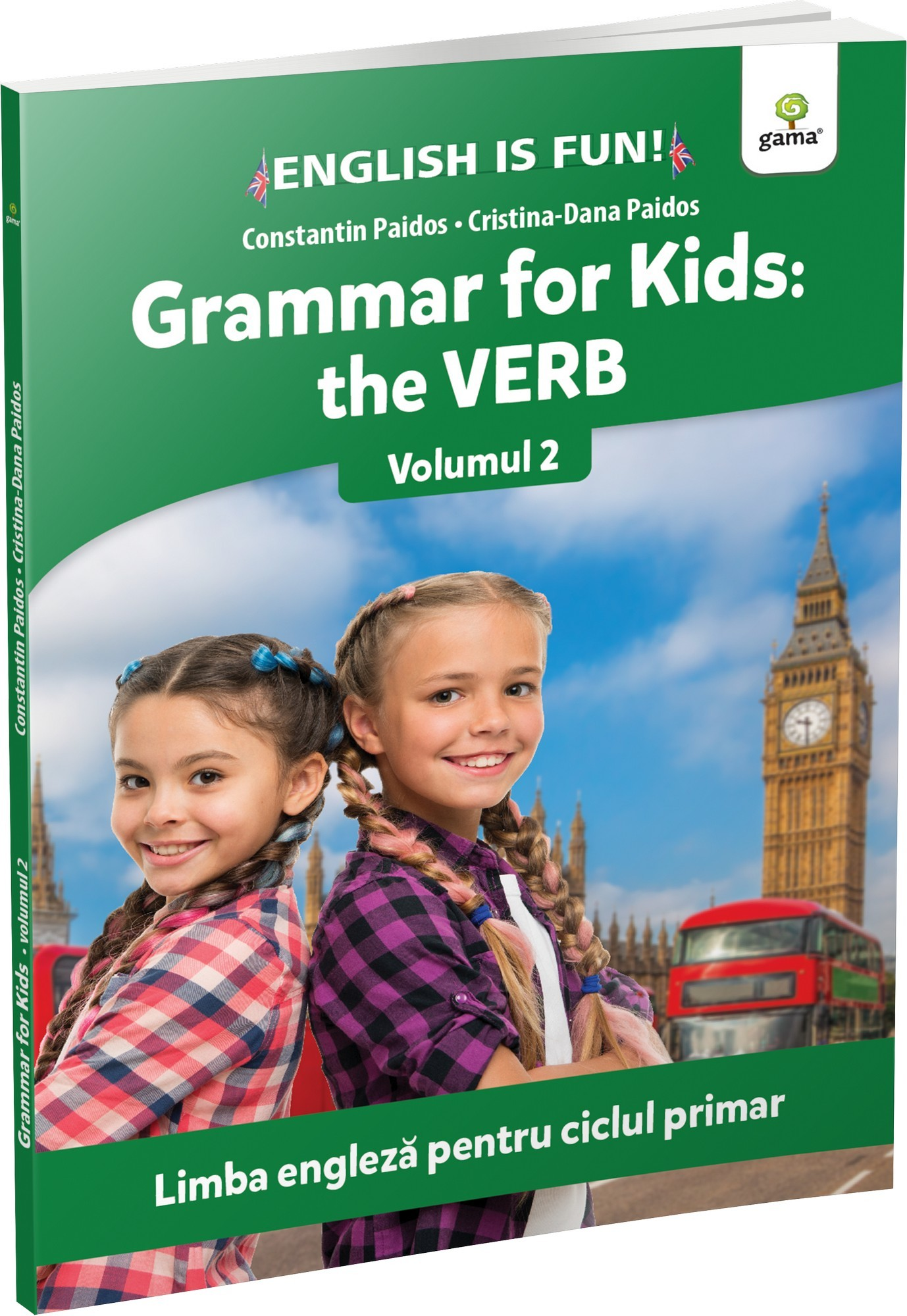 Grammar for Kids: the Verb - Volumul 2 thumbnail