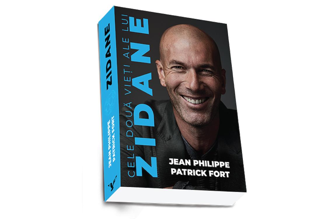 Imagine Cele Doua Vieti Ale Lui Zidane - Jean Philippe, Patrick Fort