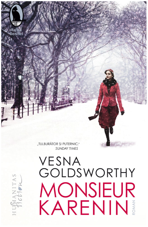 Monsieur Karenin | Vesna Goldsworthy