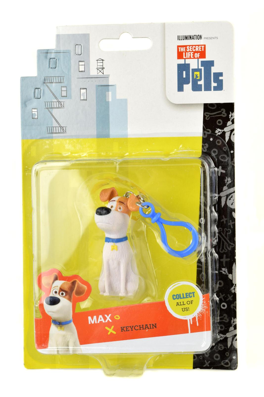 Breloc - Secret Life Of Pets - Max thumbnail