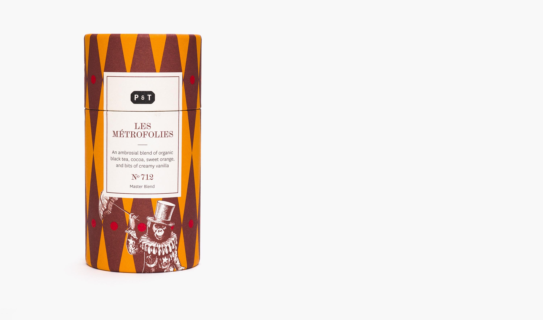 Ceai la cutie Les Métrofolies - Organic thumbnail