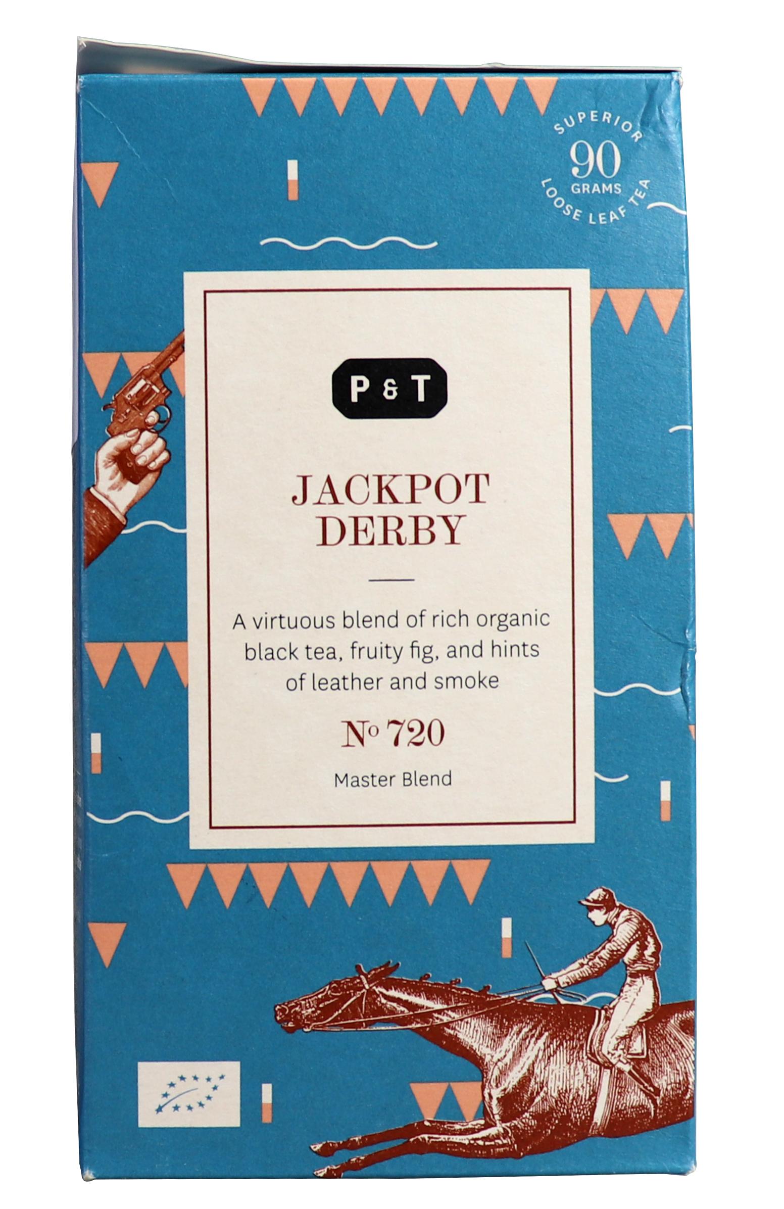 Ceai - Jackpot Derby BIO thumbnail