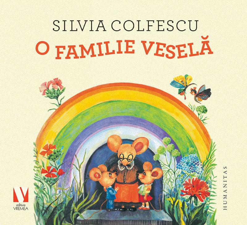 Imagine O Familie Vesela - Silvia Colfescu