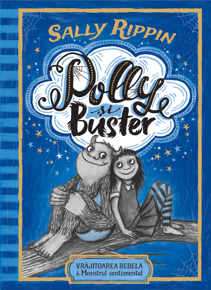 Polly si Buster | Sally Rippin