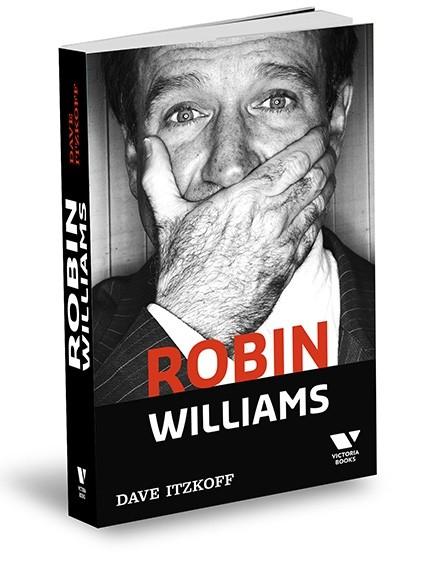 Imagine Robin Williams - Dave Itzkoff