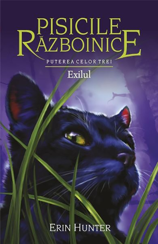 Imagine Exilul - Erin Hunter