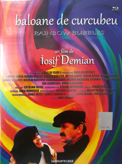 Baloane de curcubeu (Blu Ray Disc) / Rainbow Bubbles thumbnail