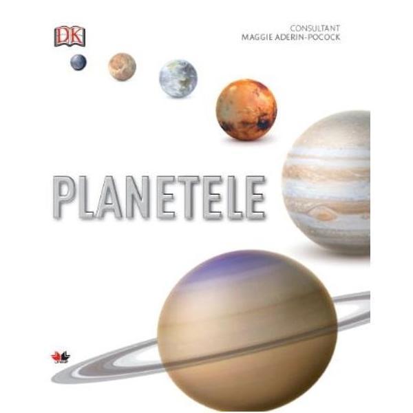 Planetele. Ghid ilustrat complet al sistemului solar thumbnail
