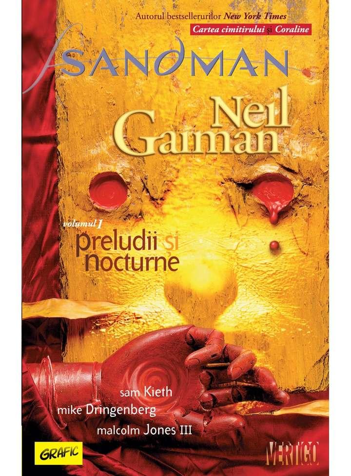 Sandman 1. Preludii Si Nocturne   Neil Gaiman