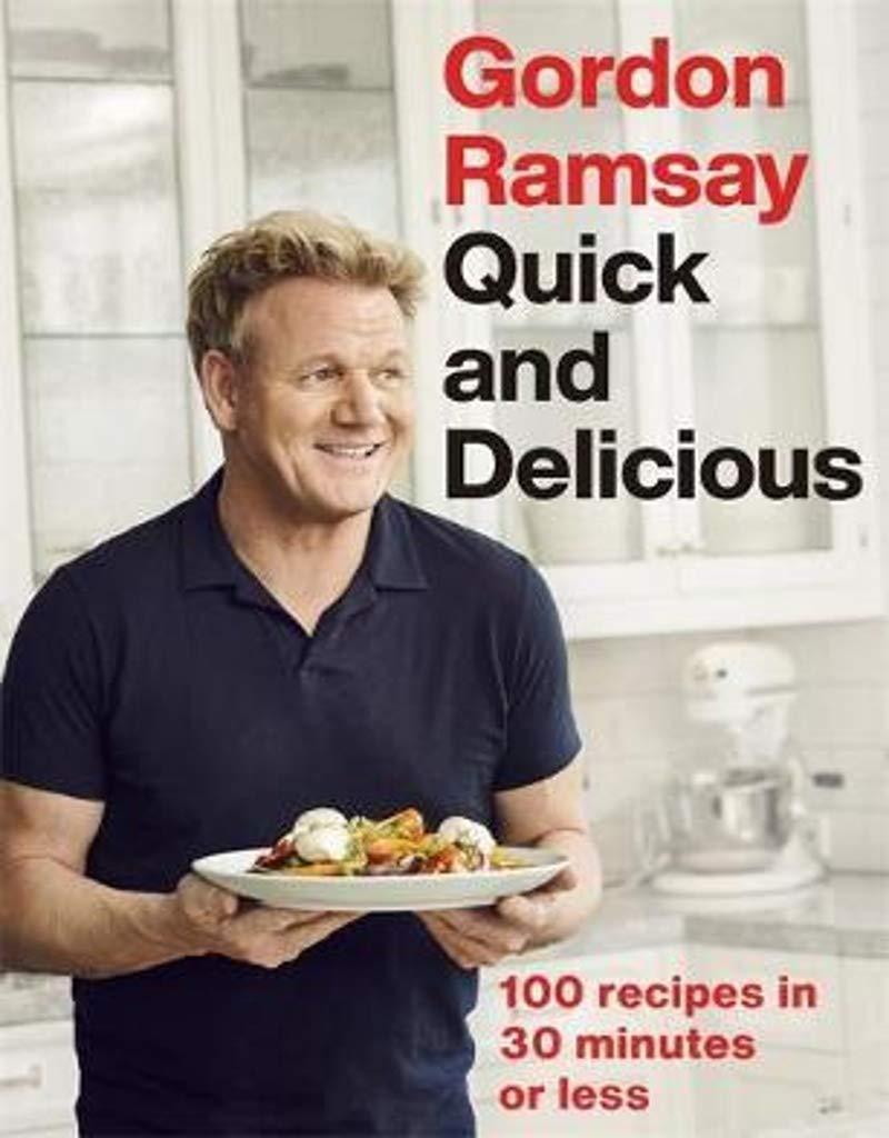 Gordon Ramsay Quick & Delicious thumbnail