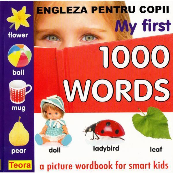 Engleza pentru copii - My First 1000 Words thumbnail