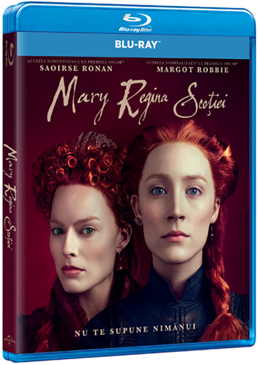 Mary Regina Scotiei / Mary Queen of Scots (Blu-Ray Disc) thumbnail