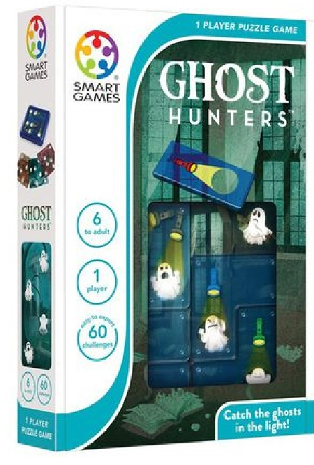 Joc puzzle - Ghost Hunters | Smart Games