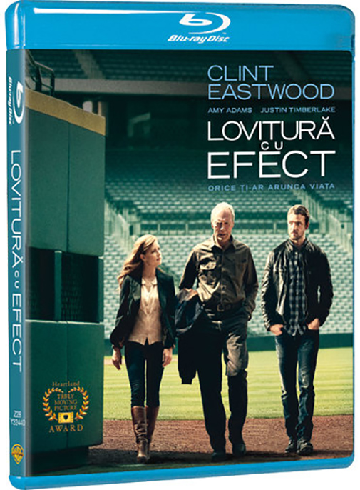 Lovitura cu efect / Trouble with the Curve (Blu-Ray Disc) thumbnail