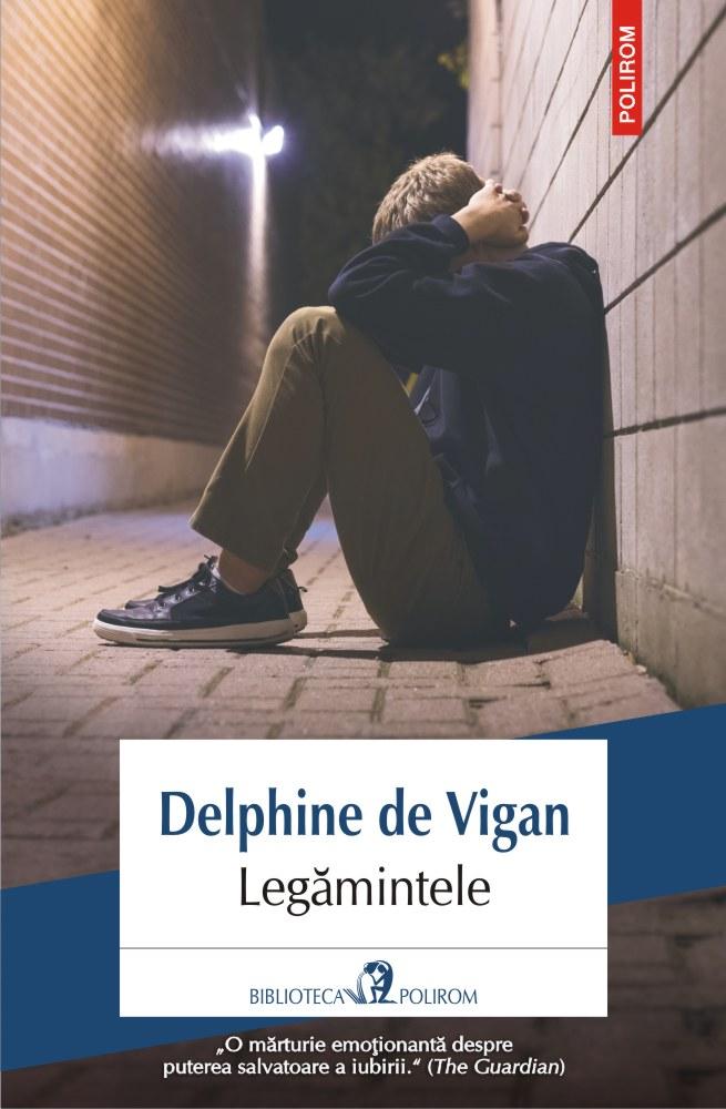 Legamintele | Delphine de Vigan