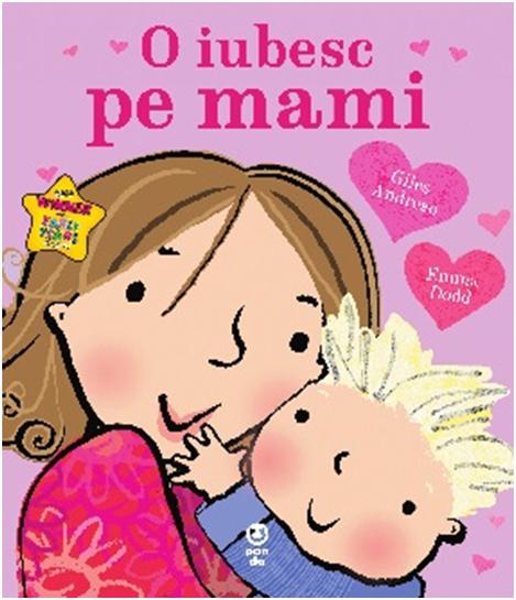 O Iubesc Pe Mami   Giles Andreae