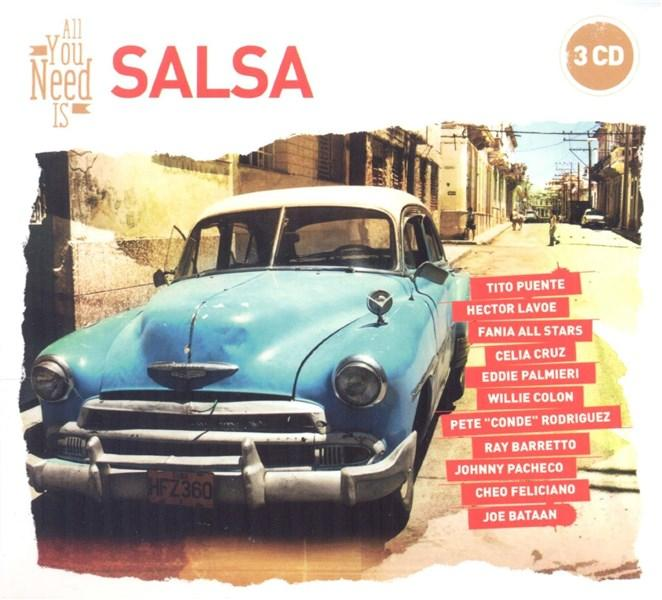 All You Need Is: Salsa