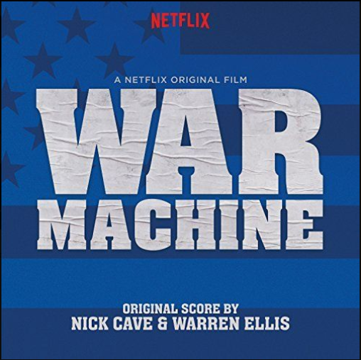 War Machine - OST - Vinyl