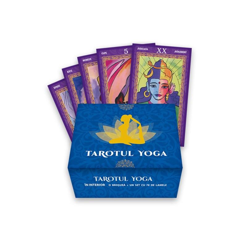 Tarotul Yoga (Editie bilingva romana - engleza)