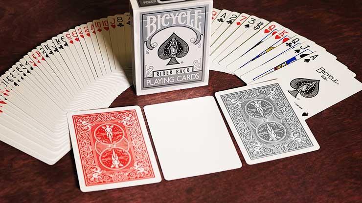 Carti de joc - Bicycle Silver thumbnail