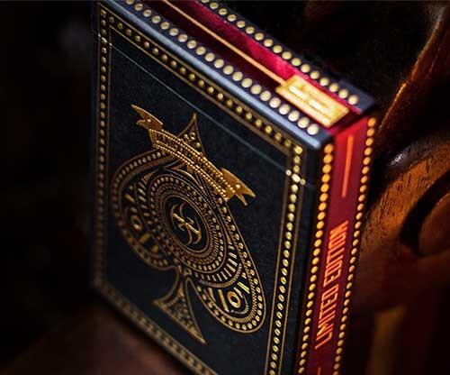 Carti de joc - Deluxe Limited Edition Dark Lordz by Devo thumbnail