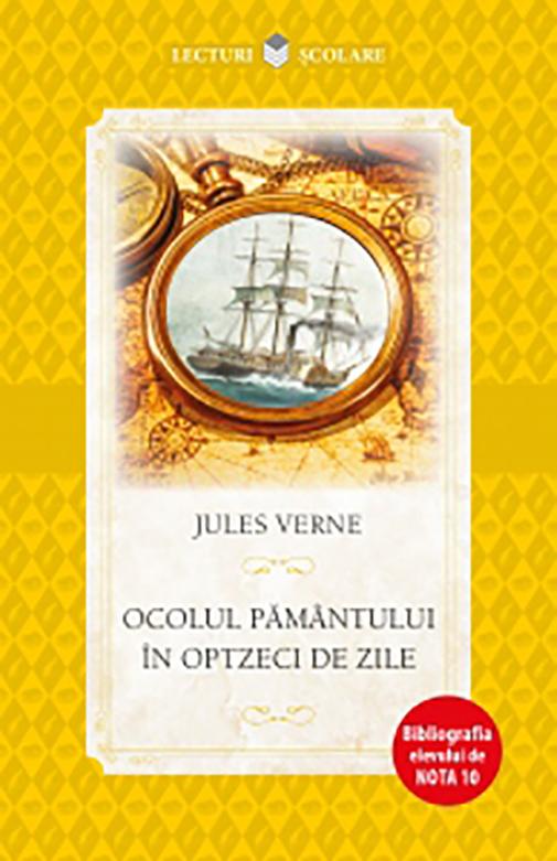 Imagine  Ocolul Pamantului In Optzeci De Zile - Jules Verne