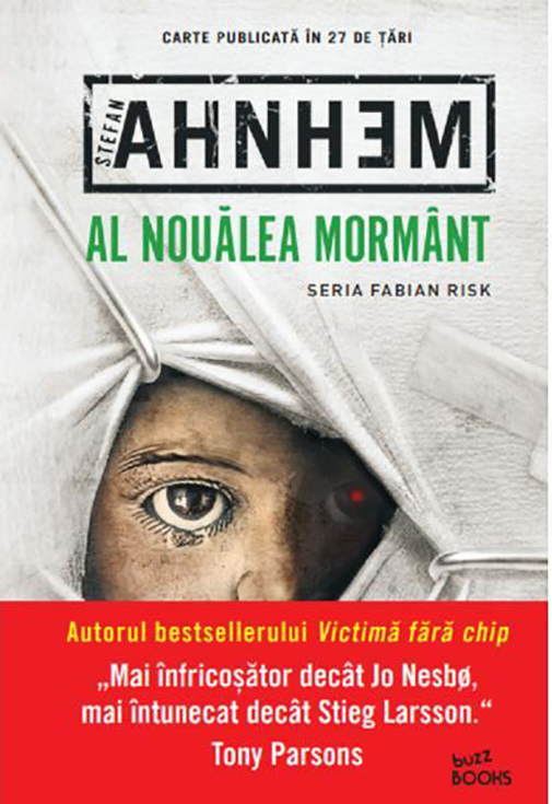 Imagine Al Noualea Mormant - Stefan Ahnhem