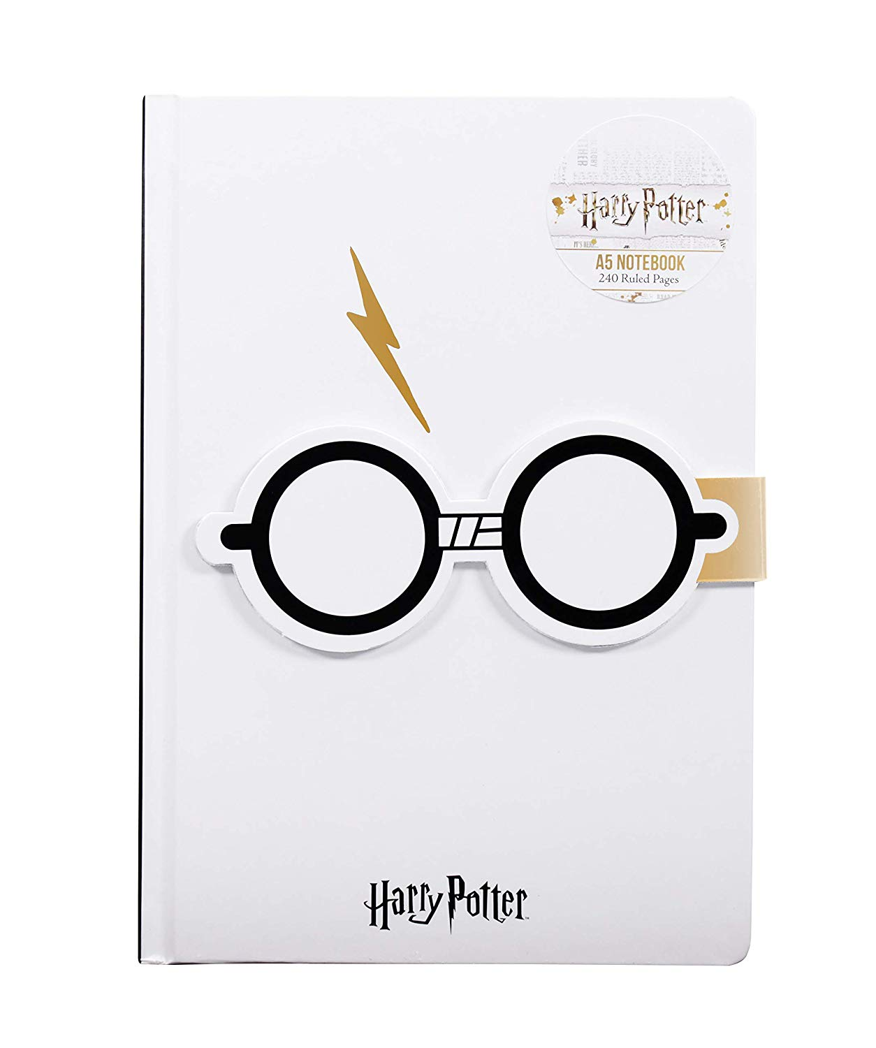 Carnet - Harry Potter - Glasses and Scar thumbnail