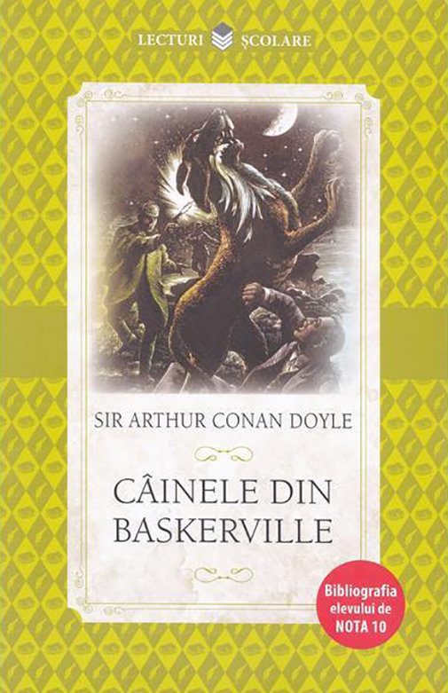 Cainele din Baskerville | Sir Arthur Conan Doyle