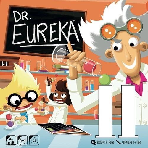 Dr. Eureka | Blue Orange